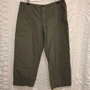 Mountain Hardware Army Green Carpi Pants
